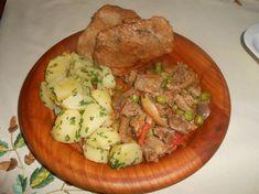 Budapest szelet - nagyikonyhaja.lapunk.hu No Cook Meals, Budapest, Pork, Beef, Foods, Chicken, Cooking, Recipes, Kale Stir Fry