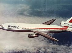 Wardair Canada DC10 Canadian Airlines, Air Transat, Vintage Air, Us Air Force, Air Travel, Airports, Jets, Airplanes, Aviation