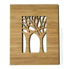 A Little Hut - Patricia Zapata: 2010 paper + wood