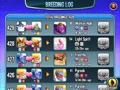Monster Legends Breeding Guide, Monster Legends Game, Monsters, Dragon, Games, Dragons, Toys, Game, The Beast