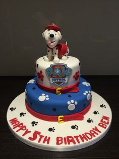 Paw Patrol Cake by Victoria Defty Couture Cakes! Paw Patrol Cake, Couture Cakes, Victoria, Desserts, Young Boys, Cakes, Births, Kids, Postres