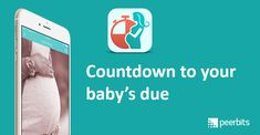 Peerbits has developed a mobile application that makes it possible to customize the timer in the anticipation of the new-born's arrival. Date Countdown, Baby Due, Due Date, Mobile Applications, Case Study, Pregnancy, Dating, Social Media, Quotes