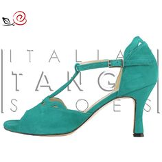 New deal! Benedetta, green suede, size 38! Special price and immediate delivery! #OUTLET http://www.italiantangoshoes.com/shop/en/outlet/284-benedetta.html