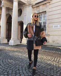 #Smart #street style Unique Casual Style Looks