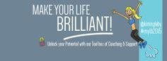 Make Your Life Brilliant Workshops - 2015