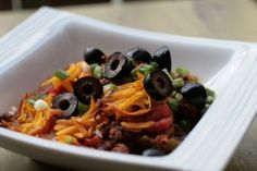 Paleo Table: Taco Casserole