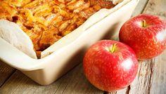 Frühstück Kuchen Apfel Dessert Frühstückskuchen Apfelkuchen Rezept