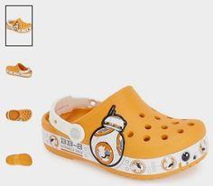 4a2c943f4b9cb4 CROCS™  Star Wars™ - BB-8  Slip-On (Walker