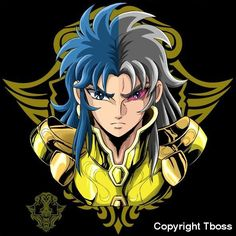 Gemini Saint Seiya T-Shirt Fantasy Heroes, Fantasy Art, Sailor Moon, Spartan Warrior, Anime Tattoos, Tattoo Project, Comic Games, Manga Anime, Saints