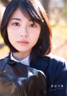 石川県出身の女優 浜辺美波さんを応援します!!
