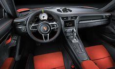 Porsche 911 GT3 RS 2015 - Baureihe 991 (Foto: Porsche)