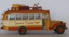 "Chevrolet bus ""Jardineira"""
