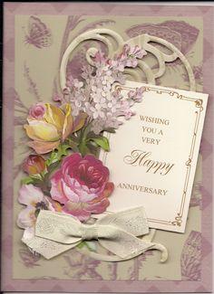 Anna Griffin Birthday Card