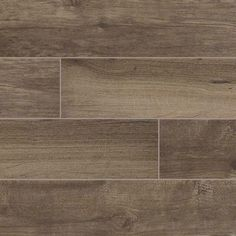 Kitchen Room Scene | Palmetto Smoke Porcelain Flooring