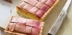 Tarte à la rhubarbe, facile et pas cher : recette sur Cuisine Actuelle