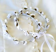 Details about  /Stefana Crowns,Greek Orthodox Wedding Stefana,Gold filled Twisted Metal