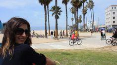 Holy grail: Dilvin Yasa finds espresso to love in Santa Monica.