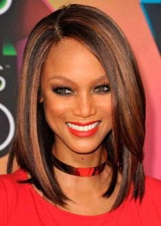 30 Best Hairstyles for Big Foreheads | herinterest.com