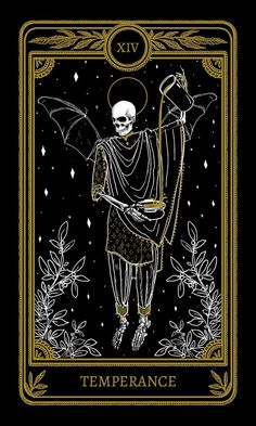 What Are Tarot Cards? Made up of no less than seventy-eight cards, each deck of Tarot cards are all the same. Tarot cards come in all sizes with all types of artwork on both the front and back, some even make their own Tarot cards Temperance Tarot Card, Linestrider Tarot, Celtic Cross Tarot, Hanged Man Tarot, Tarot Tattoo, Arte Black, Tarot Card Spreads, Art Carte, Arte Obscura
