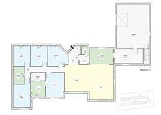 plan de maison nature