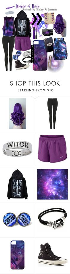 """Daughter of Hecate, Blessed by Hades & Artemis