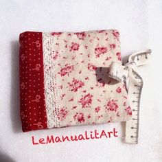 Costura creativa: costurero de viaje.  Travel sewing kit hand made