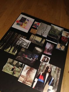 Anna Yee mood board, Fall 2013. Fashion's Mood Board: 133 Designer Inspirations for Fall 2013 - The Cut