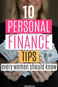 10 financial tips every women must try this year. These financial habits will make you rich regardless of your age. Ways To Save Money, Money Tips, Money Saving Tips, Budgeting Finances, Budgeting Tips, Financial Goals, Financial Literacy, Financial Planning, One Income Family