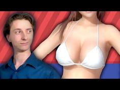 Top Ten Boobs in Gaming - ProJared - This video is (and maybe soon to be was) on YouTube, This is a refreshing risk taken by a YouTuber, and honestly is the best April Fools joke that has hit YouTube (and the internet) this year.