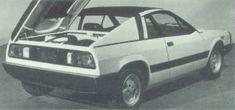 Fiat X1 (Future Lancia Beta Monte Carlo)