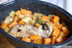 Filet mignon en cocotte aux légumes d'automne et thym