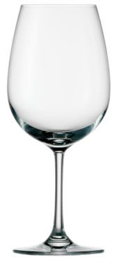Case Pack: 1 Dozen  Anchor Hocking Cabernet/ Bordeaux Wine Glass 18 oz. - 100-00-35 Cabernet/ Bordeaux Wine Glass, 18 oz., Stolzle, Weinland