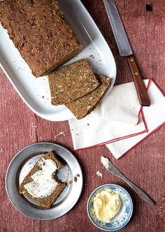 Filmjölkslimpa (Seeded Buttermilk Bread)   SAVEUR