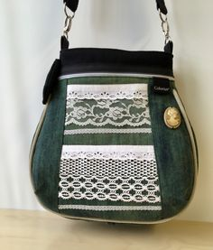 Saddle Bags, Messenger Bag, Satchel, Molle Pouches, Satchel Bag, Crossbody Bag, School Tote