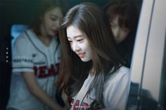 Welcome to FY!IZONE, the source concerning the final group created from Produce 48 Kim Min, Korean Singer, Yuri, Idol, T Shirts For Women, Beautiful, Beauty, Pinterest Board, Chara