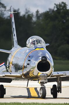 F-86 Sabre , by Eric Miller