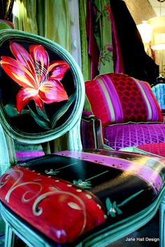 awesome chairs @lucy designs