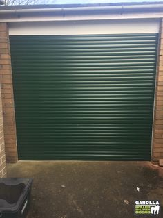 If you're wanting to get insulated Roller Garage Doors fitted & you're looking for 'roller garage doors near me', you'll be pleased to know that we install & have the same roller garage doors prices UK wide.  #garage #garagedoor #garagedoors #greengarage #garageinspiration #newgarage #newgaragedoors