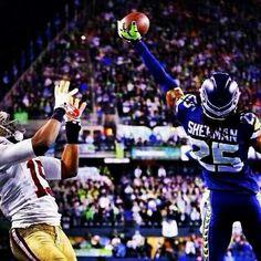 Sherman's Defining Play. Amazing. Period.