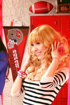 Girl's Generation Jessica - Oh!