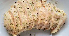鶏むね肉にマヨネーズを漬け込んでお湯に放置!簡単に柔らかいサラダチキンが出来上がり★