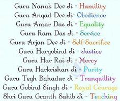 Sikh gurus names in order Holy Quotes, Gurbani Quotes, Best Quotes, Rumi Quotes, Guru Harkrishan Ji, Guru Ram Das, Learn To Fight Alone, Guru Granth Sahib Quotes, Culture Quotes