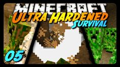 Minecraft: Ultra Hardened Survival LP - 005 - HOW...WHAT?!?