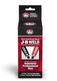 J-B Weld 8280 Professional Size Steel Reinforced Epoxy – 10 oz. jbweld.com