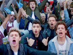 """And literally every one of these faces. 