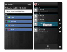noticias Grabar llamadas en BlackBerry 10 con Phone Tap - Call Recorder