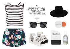 """Untitled #222"" by astroncastro on Polyvore featuring New Look, rag & bone and Herbivore"