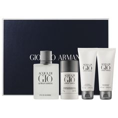 Giorgio Armani Acqua Di Giò. This cologne honestly makes me salivate, when there are samples in magazines i rub them all over my wrists and obsessively smell them all day