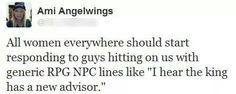 NPC lines lol