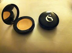 The Secret Life: GERDA SPILLMANN - Bio-Fond Cream Make-up